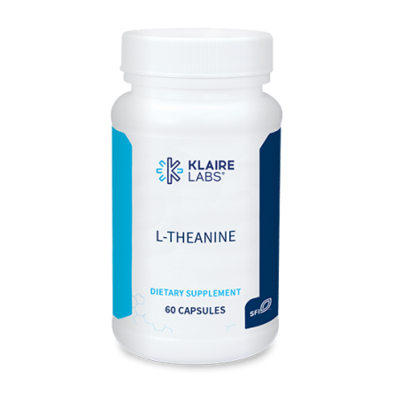 L-Theanine 100 mg (60ct)