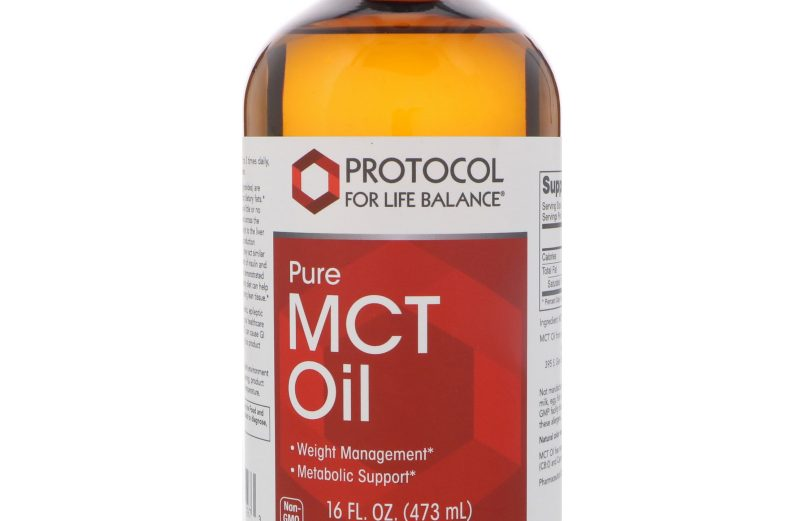 MCT Oil (16oz)